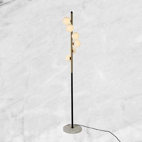 Дизайнерский торшер на 6 ламп, фото 2