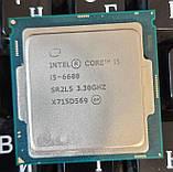 Процессор Intel Core i5-6600 4 ядра 3.30-3.90Ghz / 6M / 8GT/s Skylake LGA1151 (SR2L5), фото 6