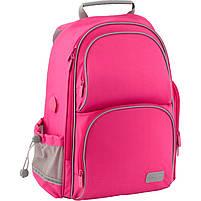 Рюкзак школьный ортопедический Kite Education K19-702M-1 Smart розовый, фото 6