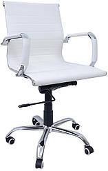 Офісне крісло Bonro B-605 White (40050003)