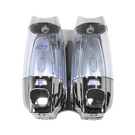 Диспенсер для жидкого мыла Lesko AYT-638D-2  350мл (4770-13827a)