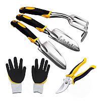 Набор садовый Lesko CG-0125 5 предметов (4468-13770a)