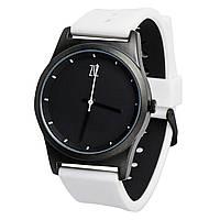 Годинник ZIZ Black на силіконовому ремінці + дод. ремінець + подарункова коробка (4100145)