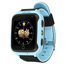 Смарт часы Smart Baby Watch G900 Голубой