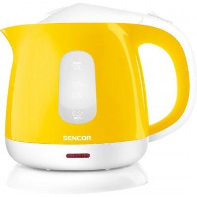Електричний чайник Sencor SWK 1016YL Жовтий