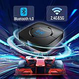 Смарт ТВ приставка 4gb/32gb Transpeed 6K Ultra HD SmartTV Андроид Android TV box, фото 6