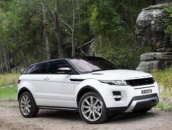 Land Rover Range Rover Evoque 2011-2019 3D