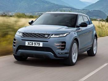 Land Rover Range Rover Evoque 2011-2019 5D