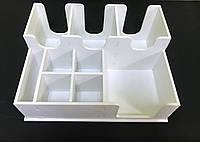 Органайзер барный Premium (Белый) EcoWood, фото 1