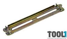 Планка для заточки цепей 4 мм MASTERTOOL 06-0002