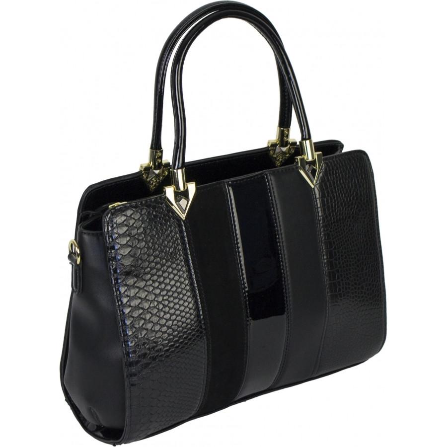 Класична жіноча сумка / Классическая женская сумка 8687