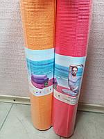 Йогамат, коврик для йоги и фитнеса, фото 1