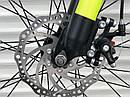 Двоколісний гірський спортивний велосипед 26 дюйма Toprider 611 рожевий, фото 4