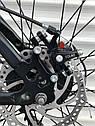 Двоколісний гірський спортивний велосипед 26 дюйма Toprider 611 рожевий, фото 5
