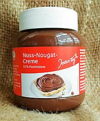 Шоколадная паста Nuss Nougat Creme 400 gram