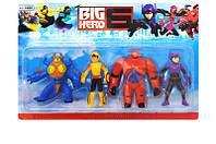 "Герои ""BIG HERO"" на планшете"