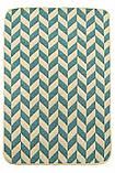 Набор ковриков в ванную комнату Solo 40x60, 60x90 см Mavi Zigzag (501OSKMZG3159), фото 3