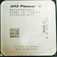 Процессор AMD Phenom II X6 1065T 2.9GHz (HDT65TWFK6DGR) Socket AM3 95W