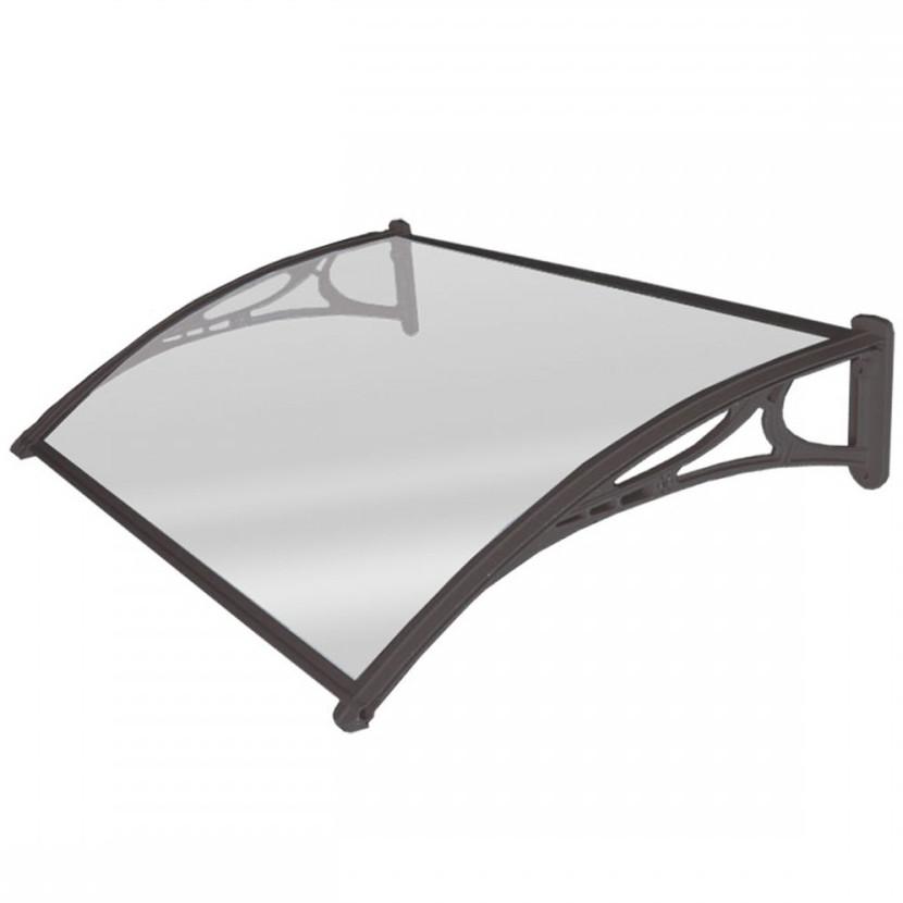 Навіс дашок для вхідних дверей Siker 800-N 800х1200 мм