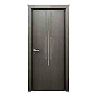 Дверь Сафари Серый ПД