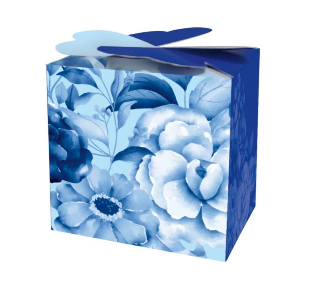 """Бонбоньерка на свадьбу """"Wedding blue"""""""