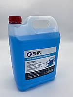 Мыло жидкое с дезинфицирующим эффектом 5л Efir Морская Свежесть