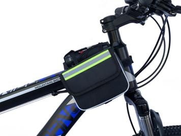 Сумка для велосипеда на раму «штаны»
