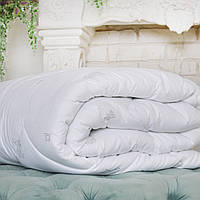 Одеяло Balak Home Bamboo двухспальное Белое (hub_LjWN30209)