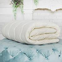 Одеяло Вилюта двухспальное шерстяное Кремовое (hub_oWxO50355)