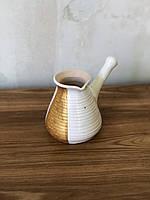 Турка для кофе / Глиняная турка / Турка 350 мл, фото 1