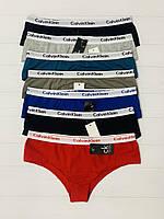 Жіночі трусики, американки Calvin Klein 24 шт /уп