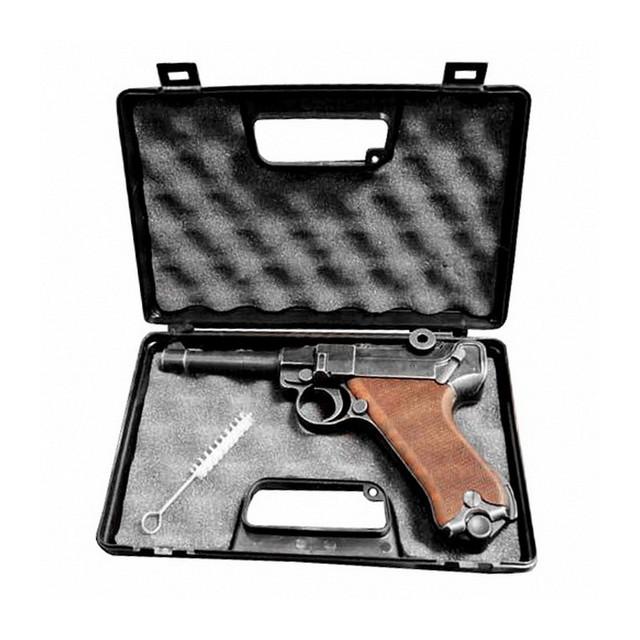 Стартовый пистолет ME Luger P-08 в кейсе