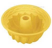 Форма силиконовая для выпечки кексов 22 см Empire M-9815 + Бонус