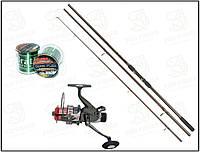 Набор №54(3.3м.) Удилище Спиннинг для Карповой рыбалки! Вудилище Карповое ! Удочки и Спиннинги