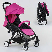 Прогулочная коляска JOY W 8095 Розовый IG-78593, КОД: 1369800