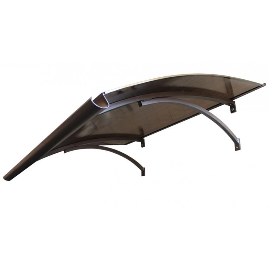 Навіс дашок для вхідних дверей Siker 900-S1 900х1600 мм