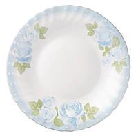 """Набор тарелок BORMIOLI ROCCO PRIMA """"Голубые розы"""" 18 предметов + Бонус"""