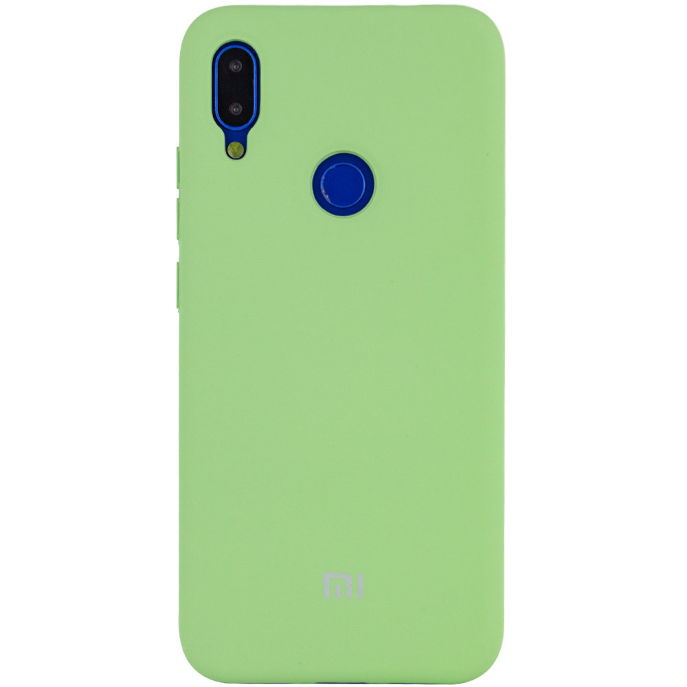 Чехол Silicone Cover Full Protective (A) для Xiaomi Redmi Note 7 / Note 7 Pro / Note 7s