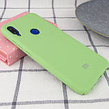 Чехол Silicone Cover Full Protective (A) для Xiaomi Redmi Note 7 / Note 7 Pro / Note 7s, фото 2