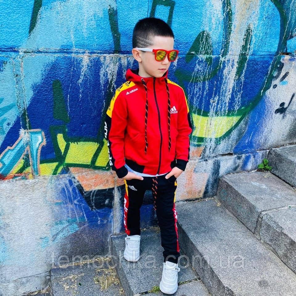 Спортивний костюм двійка для хлопчика Adidas