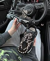 Женские кроссовки Calvin Klein Black (LUX)