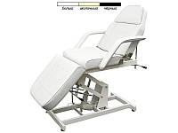 Кушетка для косметолога регулировкой высоты косметологическое кресло кушетка для салона красоты BS246 Белый