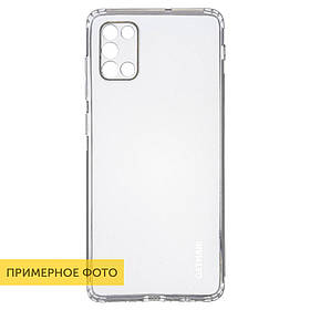 TPU чехол GETMAN Clear 1,0 mm для Xiaomi Mi Note 10 Lite