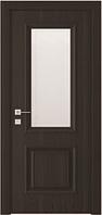 Двери Родос Royal Avalon, пленка Renolit полустекло