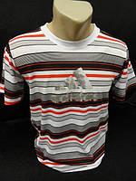 Недорогие мужске футболки в полоску.