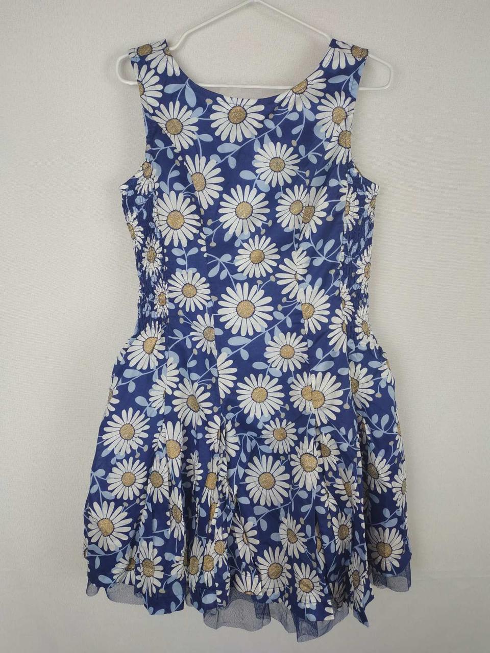 Платье с цветами для девочки C&A Германия Размер 116