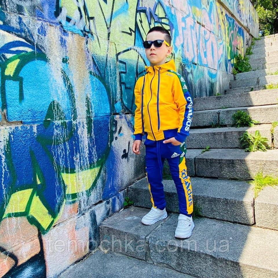 Спортивный костюм двойка для мальчика Adidas