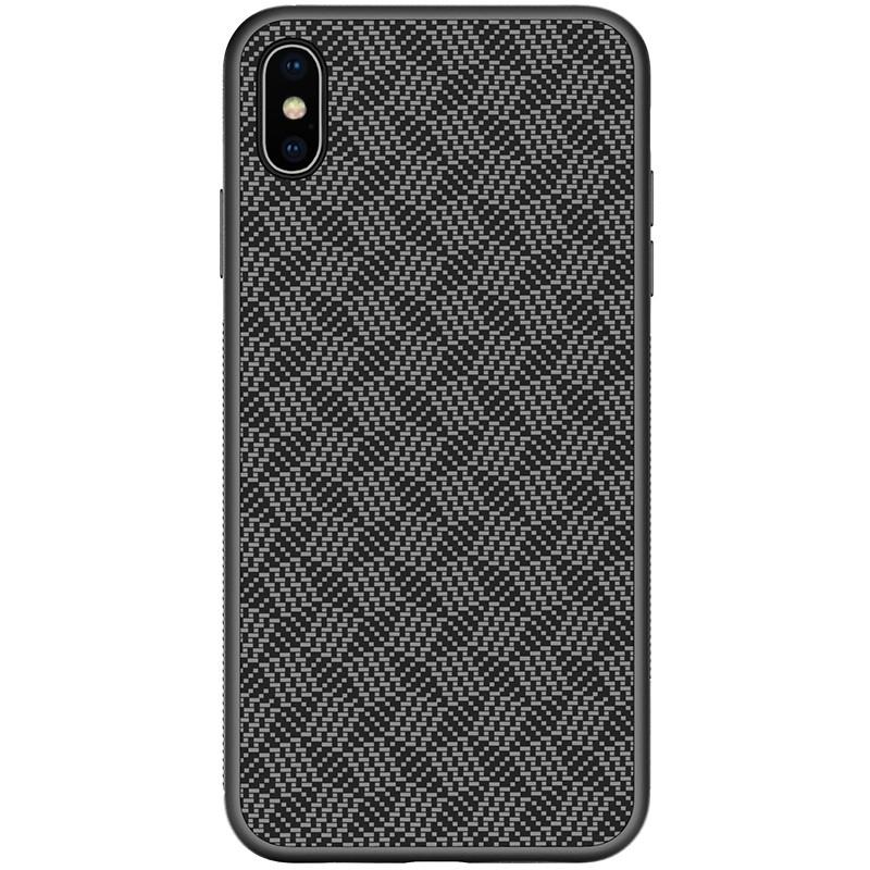 "Чехол Nillkin Tempered Plaid Case для Apple iPhone X (5.8"")"