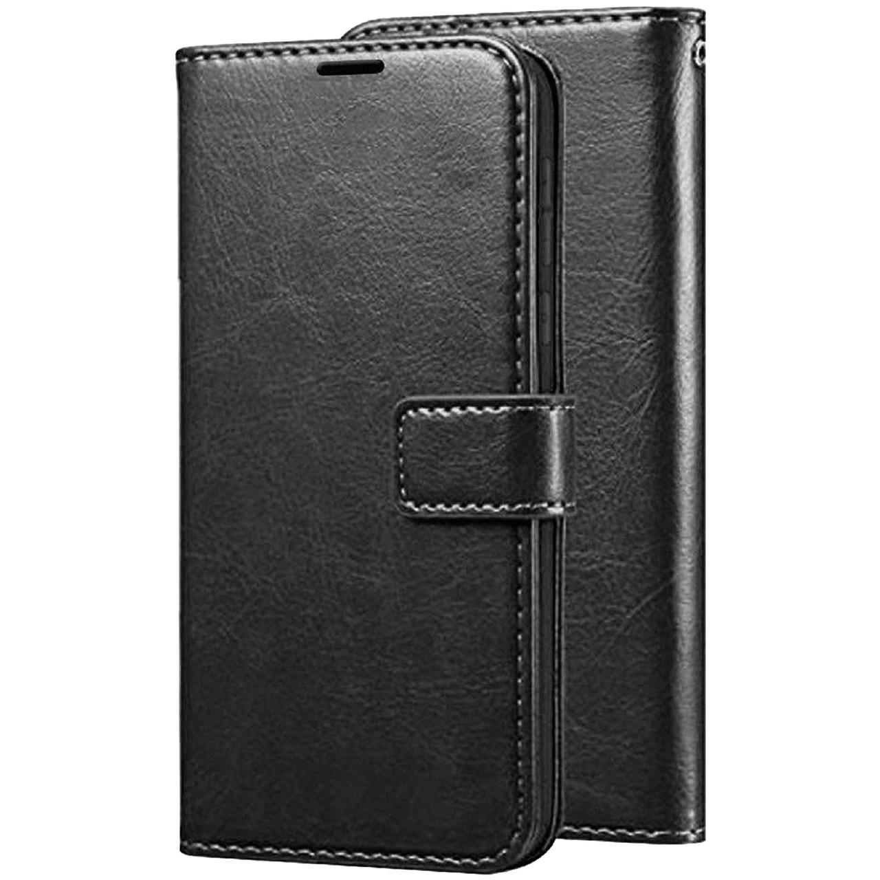 Чехол (книжка) Wallet Glossy с визитницей для Samsung A750 Galaxy A7 (2018)