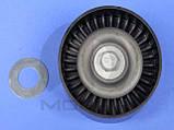 Ролик паразитный с крепежным болтом, пластиковый CHRYSLER 68058372AA Dodge Durango RAM, фото 3